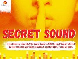 secret sound - new
