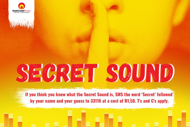 secret sound - new
