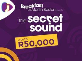 Secret Sound new artwork 1