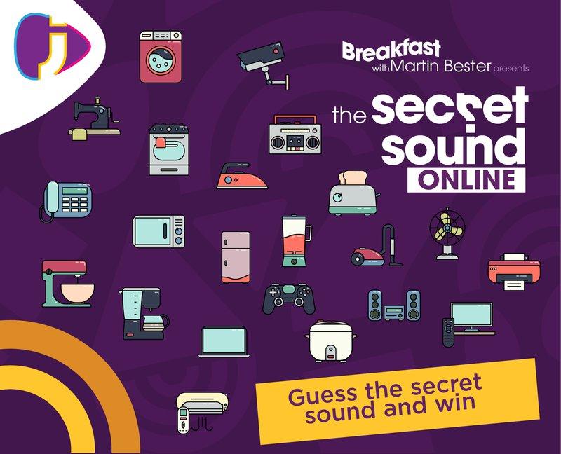 Breakfast with Martin Bester Online secret sound article