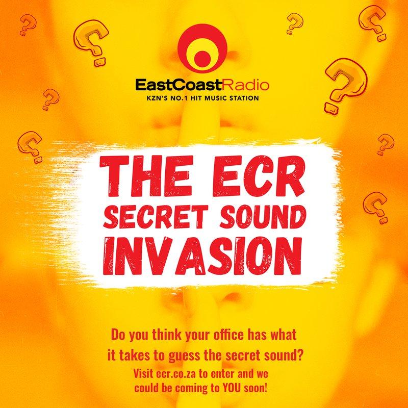 Secret Sound invasion / ECR