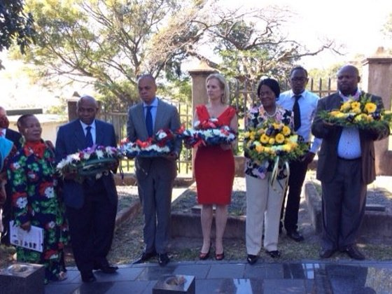 US family in SA to mark 50 years since Senator's visit