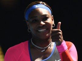 Serena Williams Aus Open 14 Feb 2021