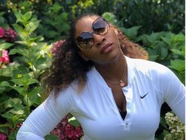 Serena Williams Tennis Insta