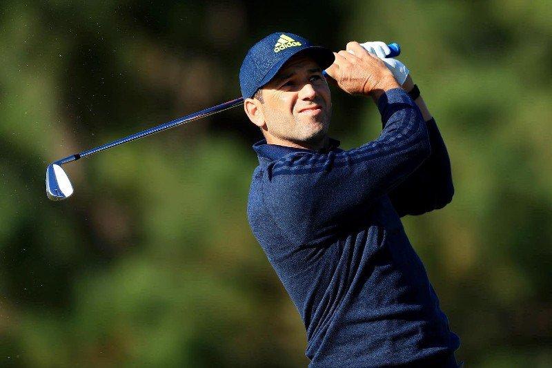 Sergio Garcia PGA Sanderson 2020