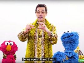 Sesame street cookie song