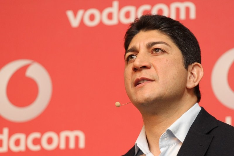 Shameel Aziz Joosub - CEO of Vodacom Group Ltd.