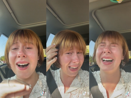 WATCH: When you spend R4500 on a haircut that makes you cry...