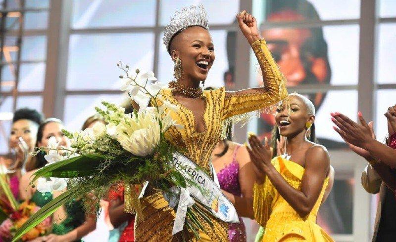 Shudufadzo Musida Miss SA 2020