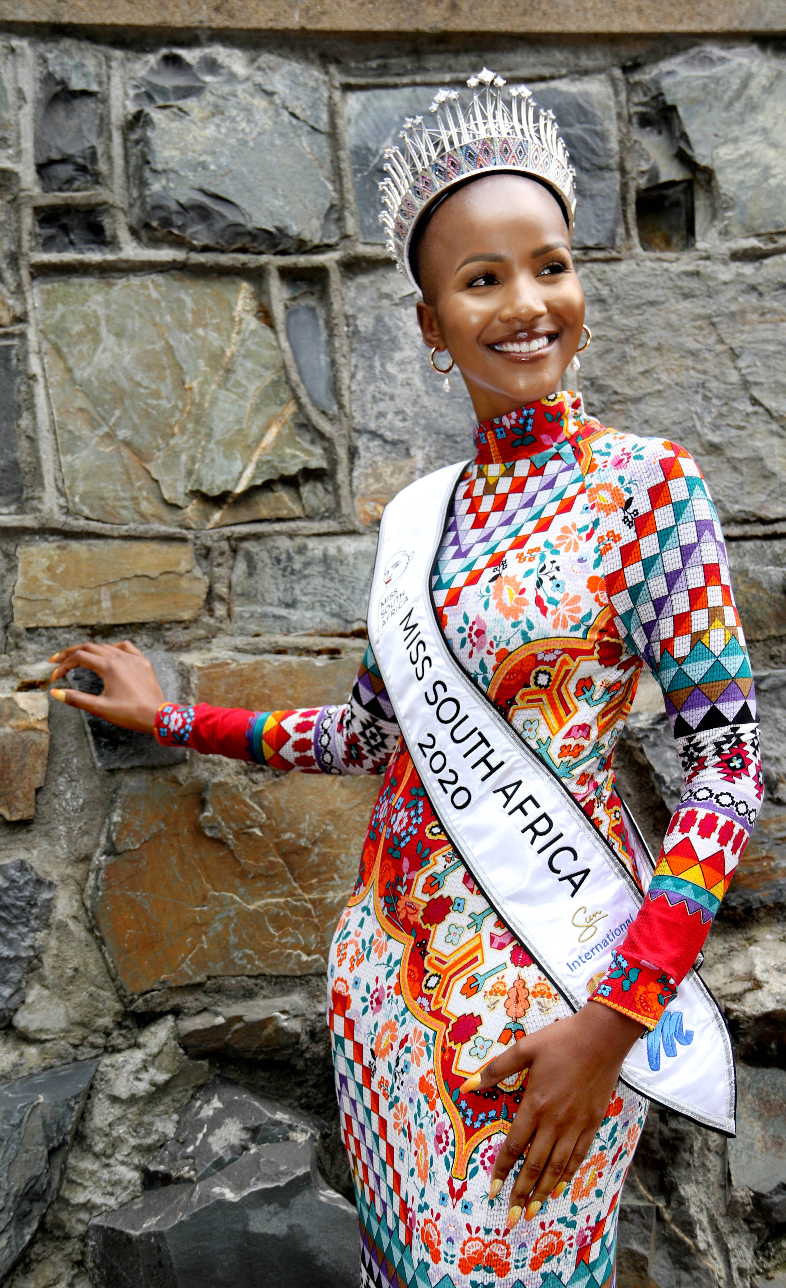 Miss South Africa 2020 two