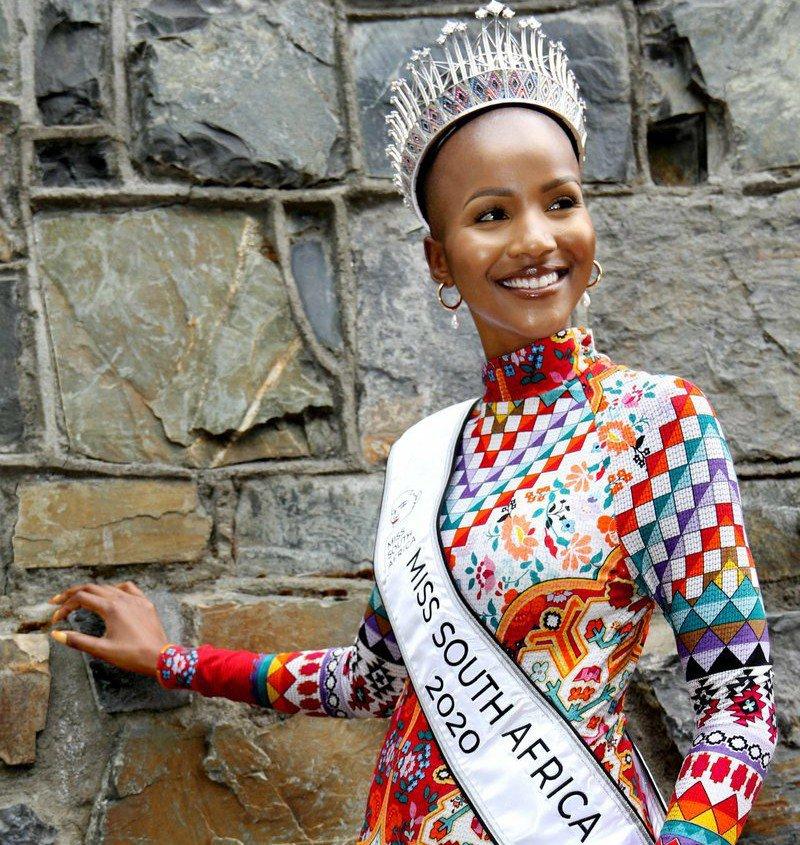 Miss SA Shudu