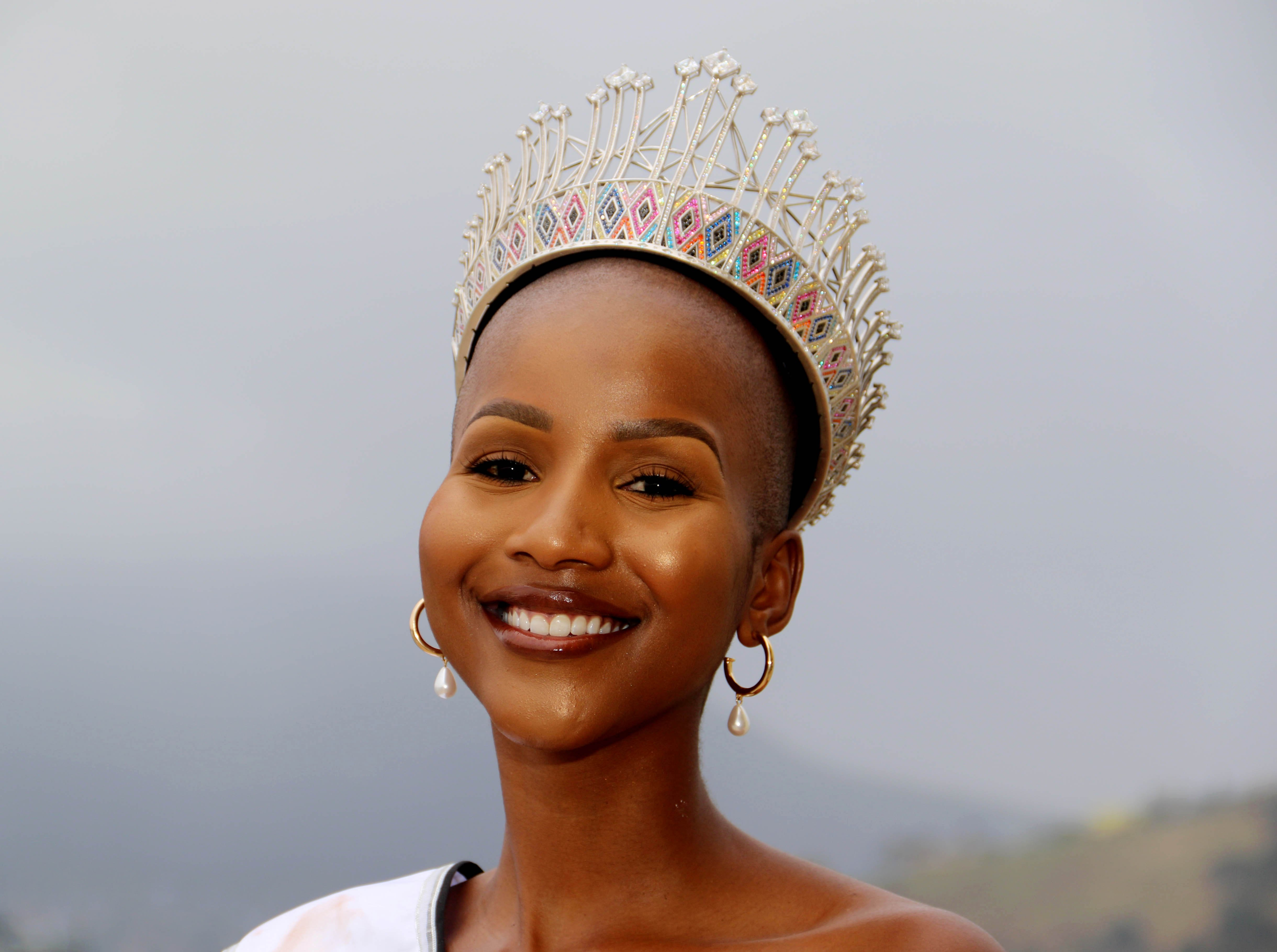 Miss South Africa 2020 one