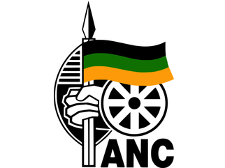 ANC logo on white