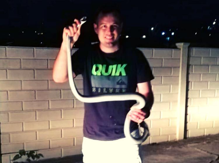 Snake Rescue Epi 1