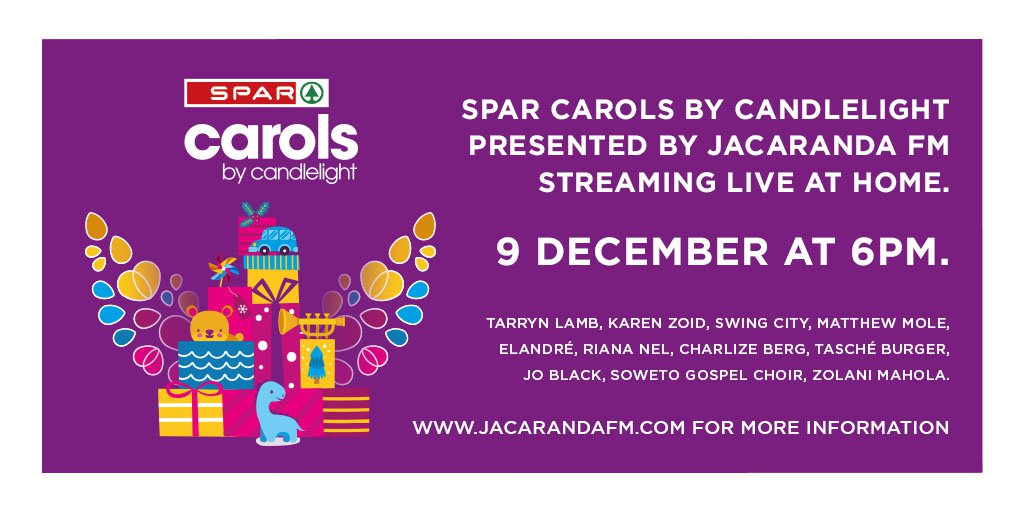 SPAR CArols updated