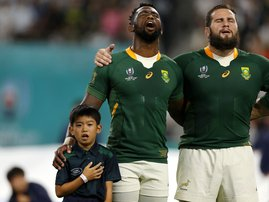 Springboks anthem World Cup