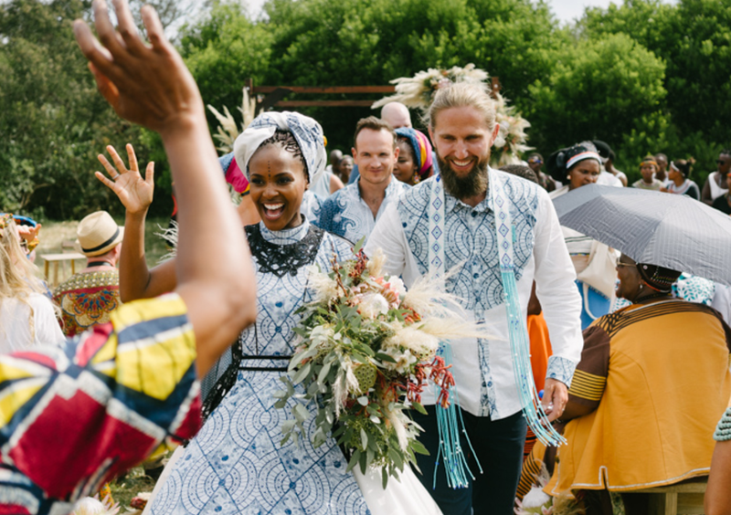 We Found South Africa's Traditional Wedding Of The Year