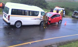 Separate South Coast crashes leave 30 injured