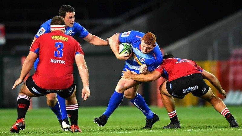 Stormers vs Lions 17 October 2020