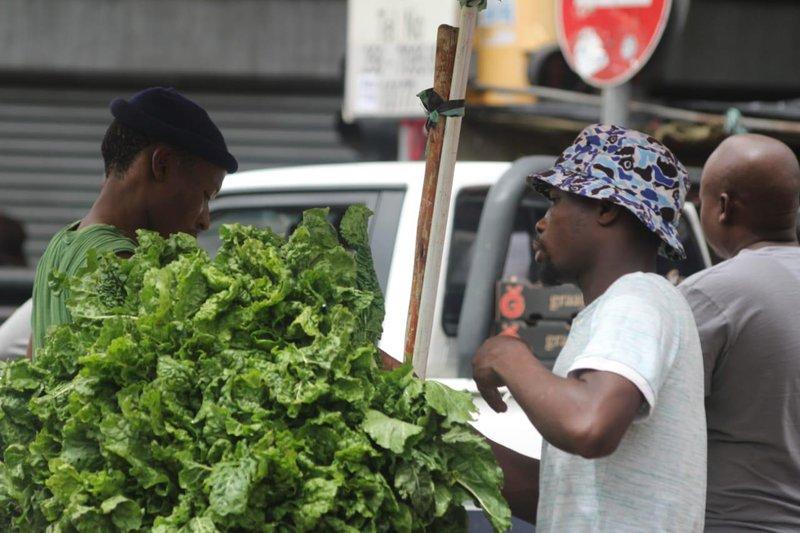 Street Vendor, Informal Traders