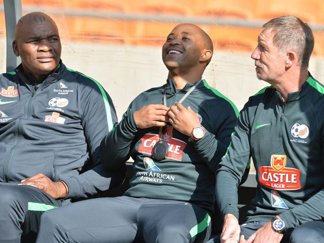 AFCON 2019 Qualifiers: Super Eagles intensify preparations for South Africa clash