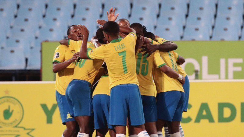 Sundowns beat TP Mazembe 6 March 2021