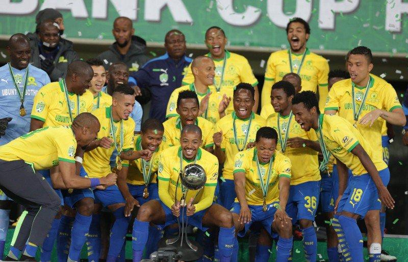 Mamelodi Sundowns Nedbank Cup Challenge 2020