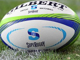 Super Rugby ball