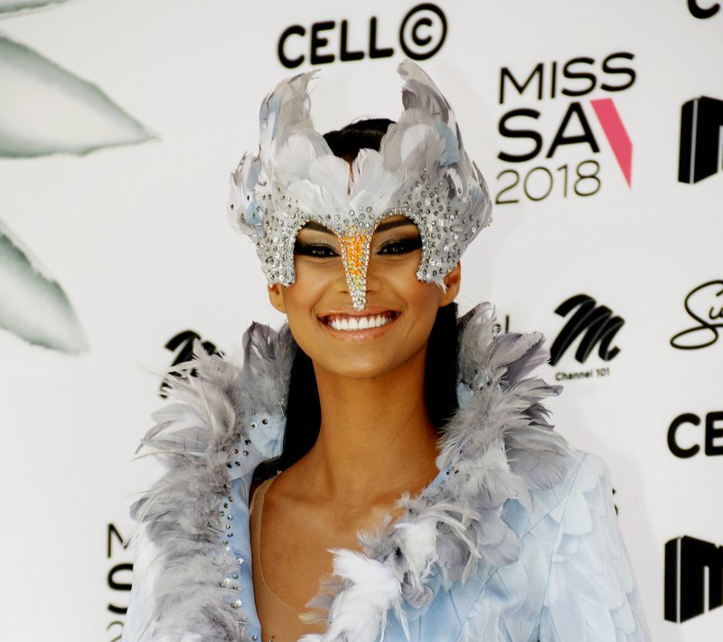 Tamaryn Green at The Maslow Hotel in Sandton