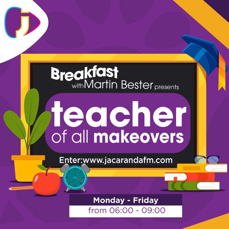 The teacher of all makeovers