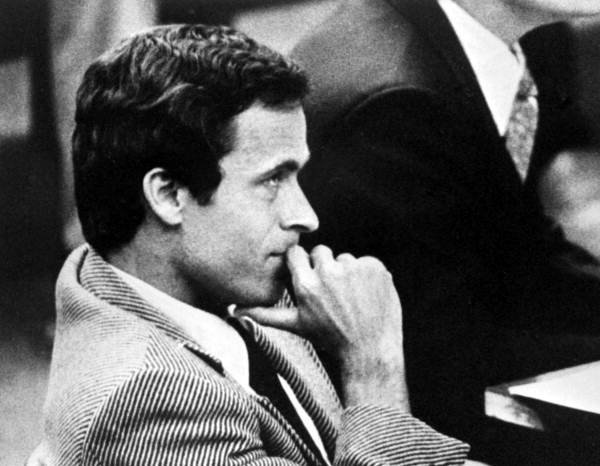 Ted Bundy in court 1