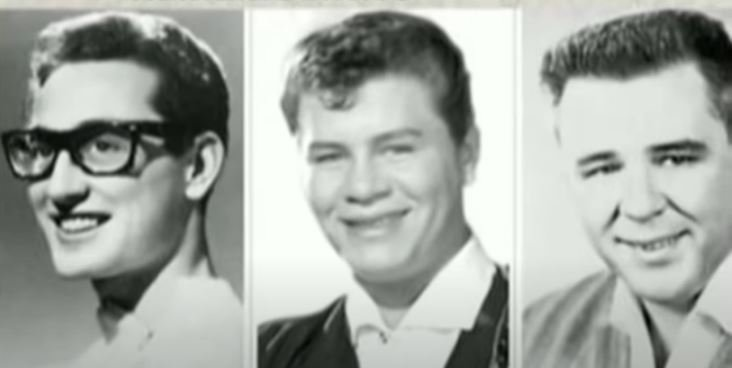 Buddy Holly, Ritchie Valens & The Big Bopper