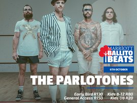 The Parlotones / The Marriott Ballito Beats