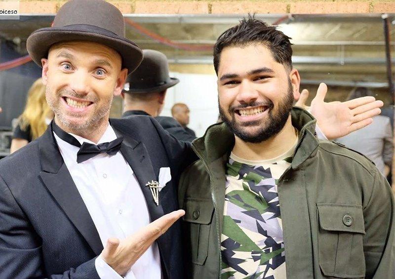 The Voice SA winner - Craig Lucas