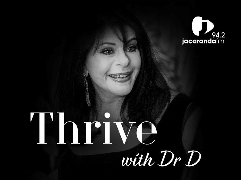 Thrive with 'DrD'