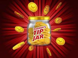 Darren's Tip Jar