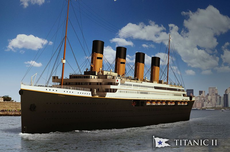 The Titanic II Is Set To Sail In 2018