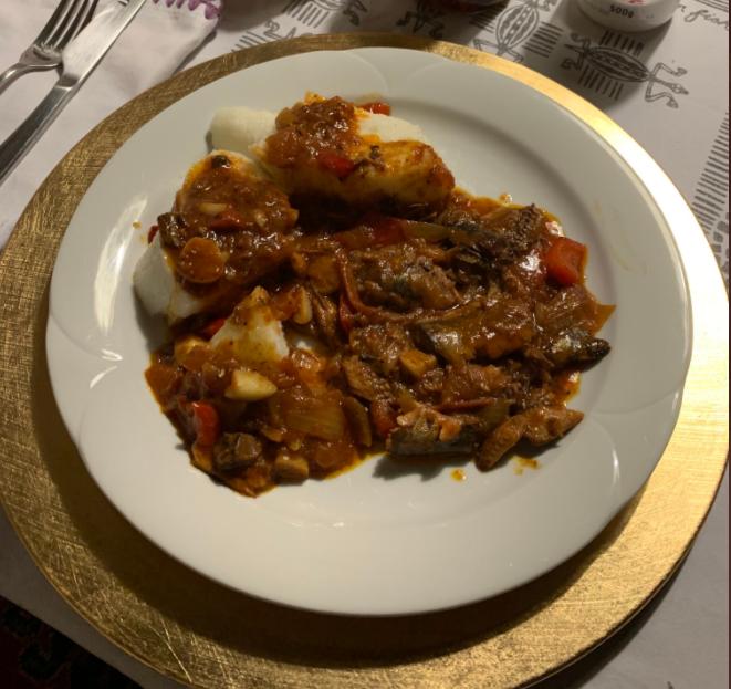 Tito Mboweni tin fish recipe