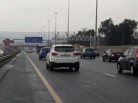 Traffic Gauteng rain weather 1_jacanews