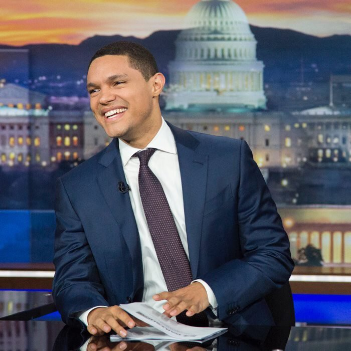 Trevor Noah makes history, attracts record ratings on his show