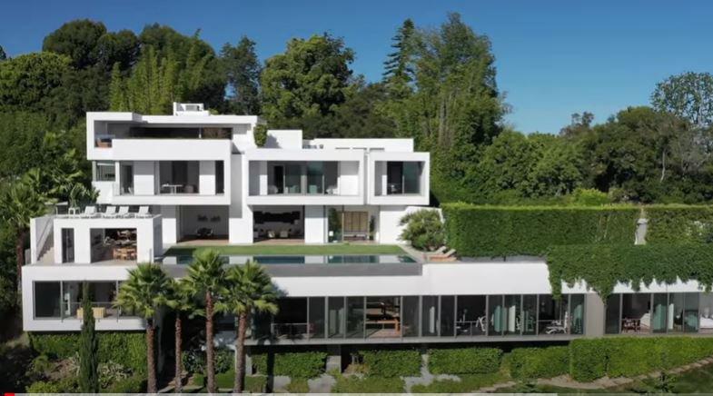 Trevor Noah house