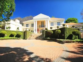 Tshwane mayoral mansion