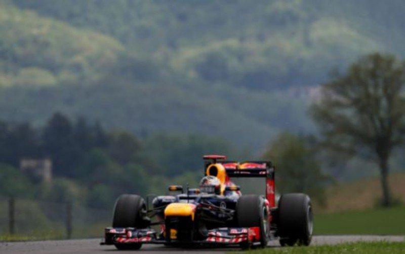 Hamilton Tuscany Grand Prix