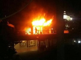 UKZN cafeteria fire