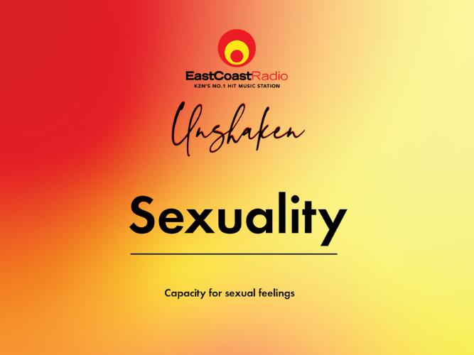 Unshaken Podcast Series Sexuality