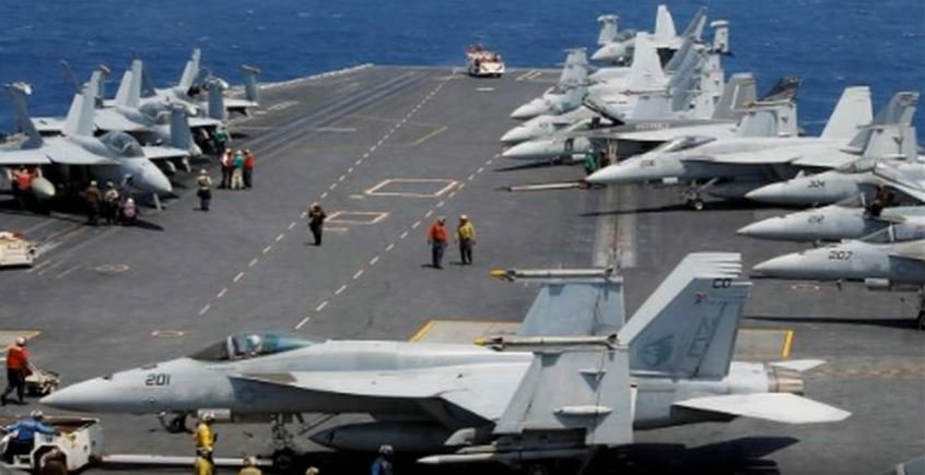 United States  carrier group reverses course, heads for Korean peninsula