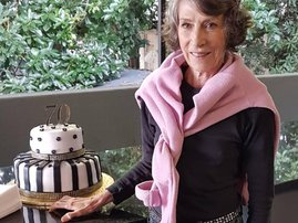 Legendary 7de Laan actress Annalisa Weiland turns 70