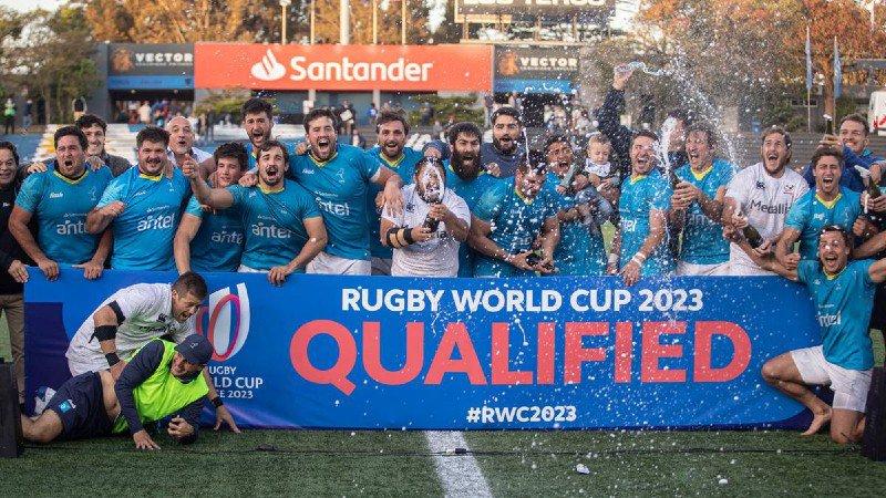 Uruguay qualify for 2023 RWC