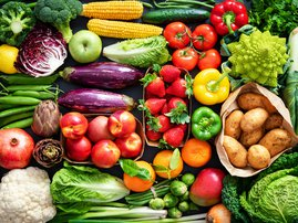 Vegetables/ iStock