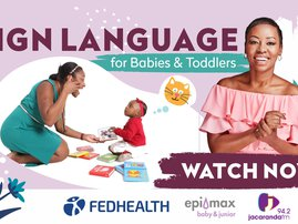 Sign Language for Babies & Toddlers.